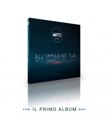CD - PDS WORSHIP ALL'IMMAGINE TUA